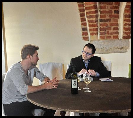 Intervista allo chef Mattia Poggi