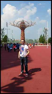 In missione all'Expo di Milano