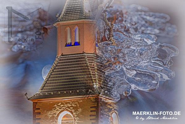 """Alter Kirchturm """"Zur lieben Frau"""", Nagold"""