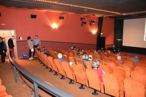 Kino Brienz - Hauptversammlung 2017