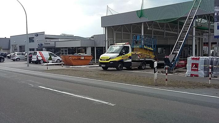 Schneiker Hubarbeitsbühnen mieten für Einsatz in Langenberg
