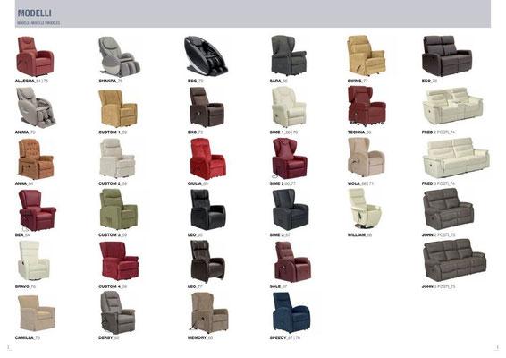Poltroncine In Pelle Moderne.Poltrone Relax Home Page Falarte Il Legno Che Arreda