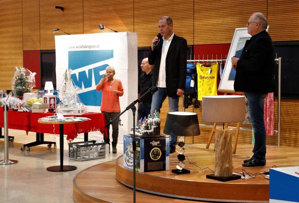 Dankesrede von Georg Berger, Vorsitzender von FFF