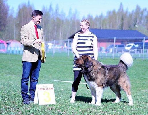 Цкаро  Еыти  -  Чемпион  Финляндии
