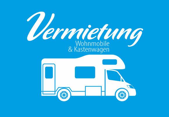 Vermietung Wohnmobile & Kastenwagen