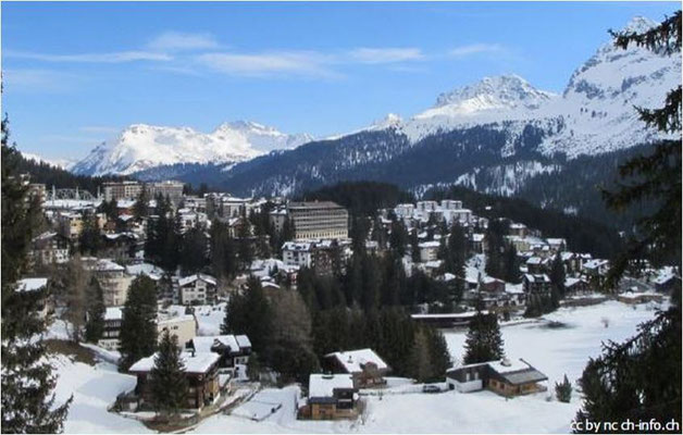 Bauland Graubünden