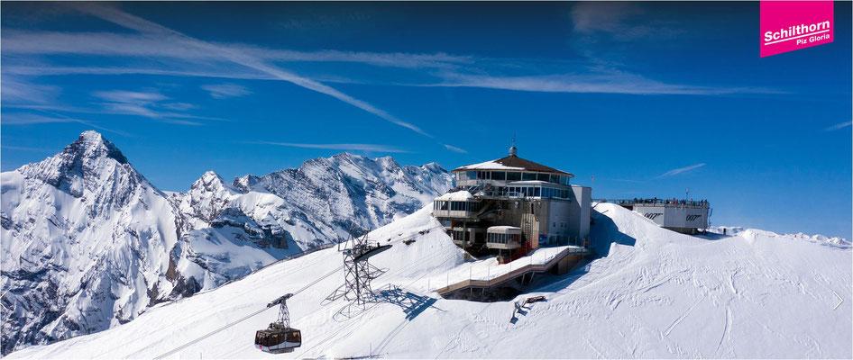 Guter Aussichtsberg Berner Oberland