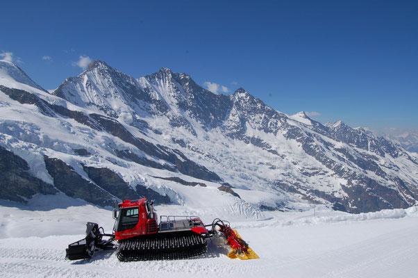 Sommer Skifahren EU