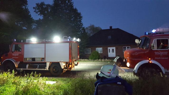 Monatsdienst, Sep 2018, Einsatzfahrzeuge