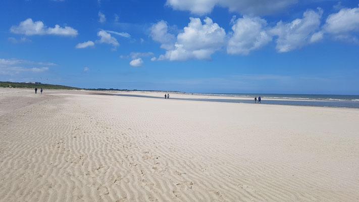Braucht man bei so einem Strand die Karibik? NEIIIIIN... ;-)