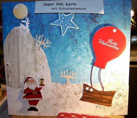 """Spitzenkarte KPF """"Barbaras Weihnachtskarten"""""""