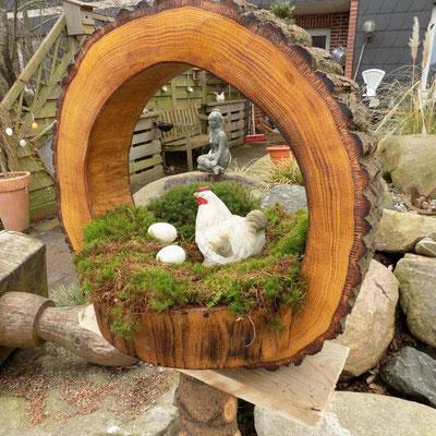 Ostern kann kommen -  Freilandhaltung garantiert!
