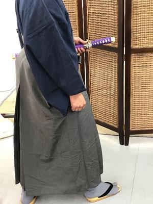 袴ばっちり