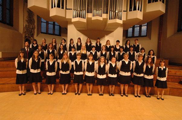 unsere festliche Chorkleidung - 28.01.2010