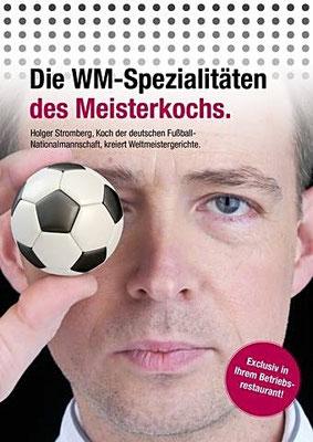 Holger Stromberg für Eurest