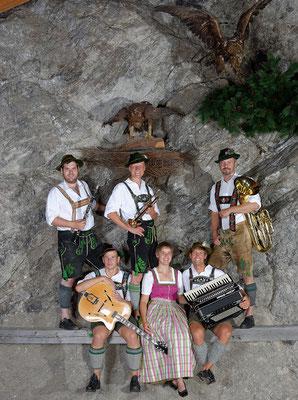Musikalische Unterhaltung in Garmisch-Partenkirchen