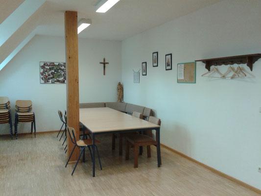 Jugendraum Obergeschoss