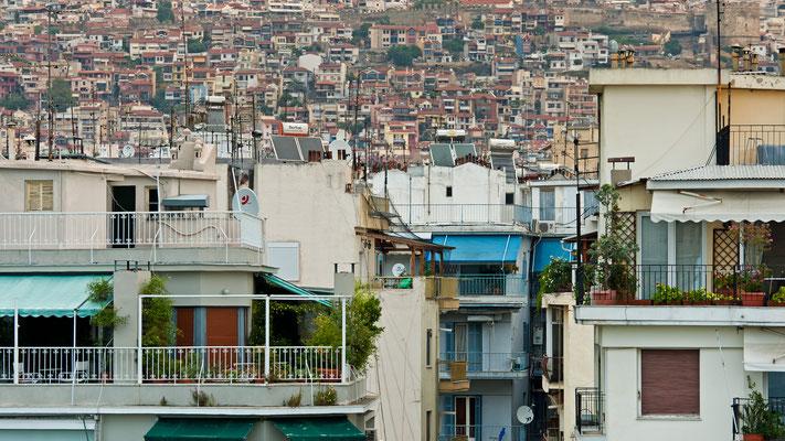 Griechenland - Thessaloniki - Cityscape