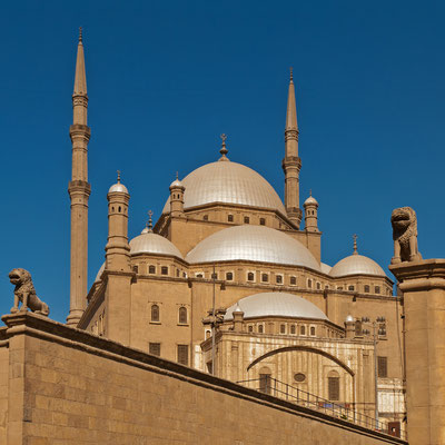 Ägypten - Kairo - Gizeh - Moschee