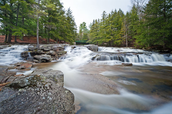USA - New Hampshire - Jackson Falls