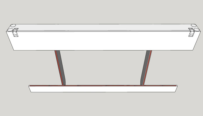 Wickelaufsatz für Hemnes Ikea Komode - DIY