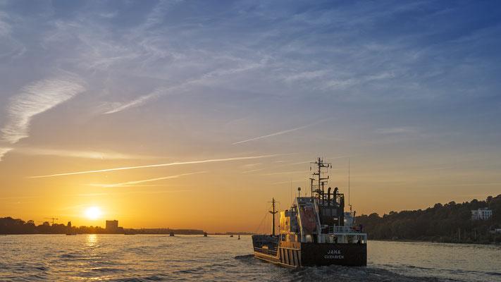 Deutschland - Hamburg - MS Jana