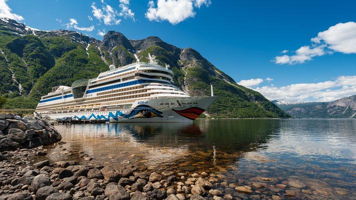 Norwegen - AIDAsol - Eidfjord