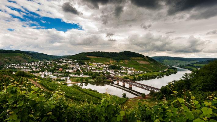 Deutschland - Rheinland Pfald - Bullay - Die Mosel