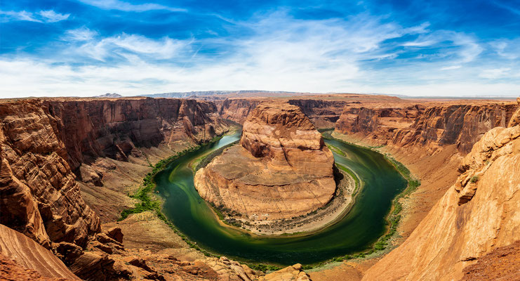 USA - Arizona - Horseshoe Bend