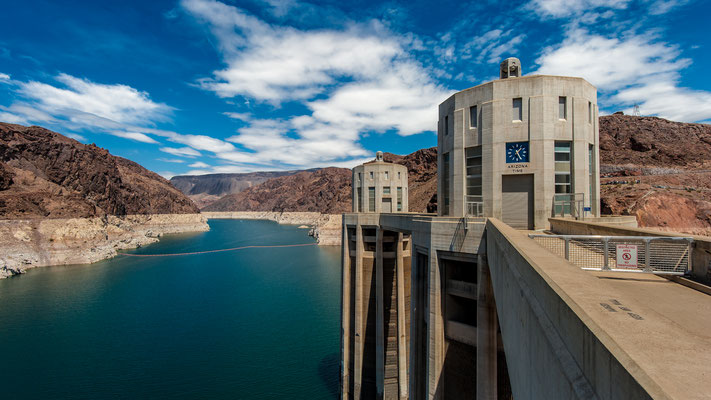 USA - Arizona / Nevada - Hoover Dam