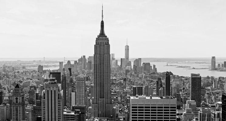 New York City - Cityscape - Empire State Building