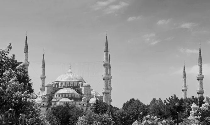 Türkei - Istanbul - Blaue Moschee