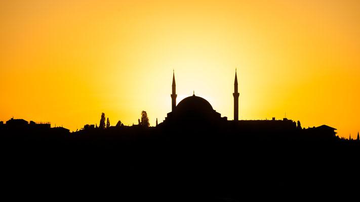 Türkei - Istanbul - Sonnenuntergang