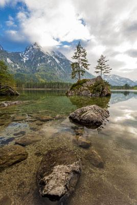 Deutschland - Bayern - Hintersee in Ramsau