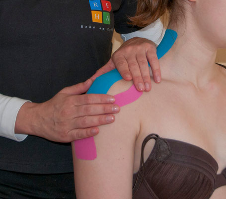 Kinesio-Taping - Orthopädische Privatarztpraxis Dr. med. Frank Brons