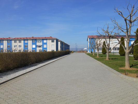 Das Loyola-Gymnasium im Kosovo