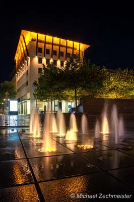 Universitätsplatz in Fulda