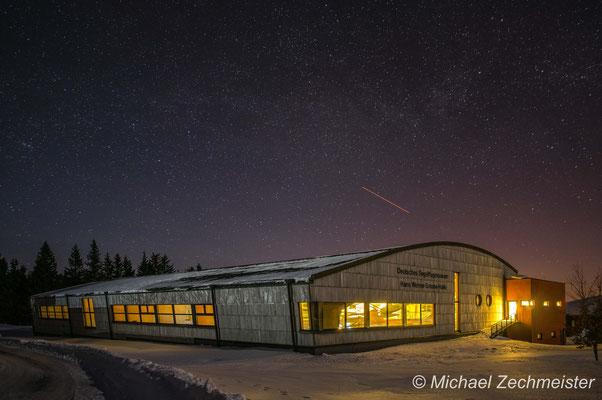 Segelflugmuseum auf der Wasserkuppe