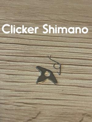 Clicker Shimano