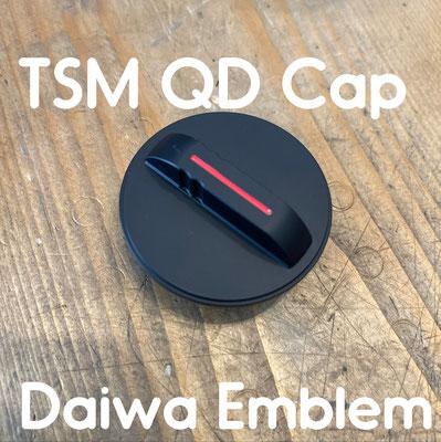 TSM QD Caps Daiwa Emblem