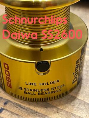Schnurchlips Daiwa SS2600