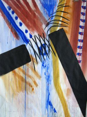 situation:aist 2; mt auf papier, 103x149, 2011