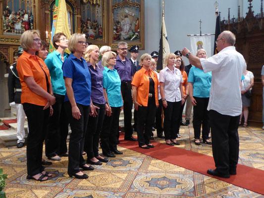 Chor Canto Allegro - Leitung Paul Strumann