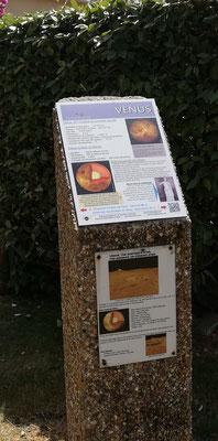 2ème planète: Vénus