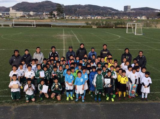 足柄FCスプリングサッカーフェスティバル