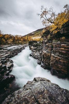 Abisko Canyon, SVE