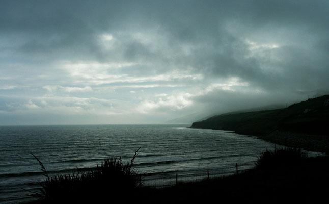Blick vom Inch Strand nach Westen