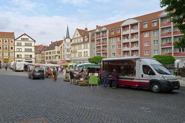 Gotha, Innenstadt