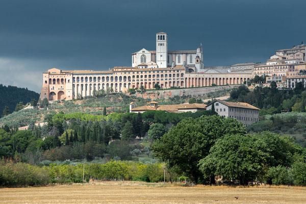 Assisi, die Geburtsstadt von Franz von Assisi