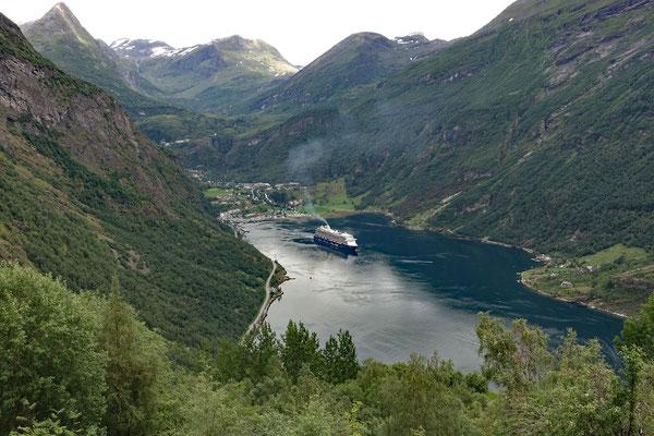 Geiranger Fjord (A)